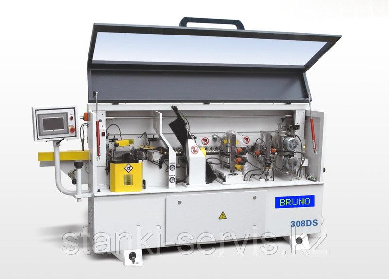 Кромкооблицовочный станок BRUNO TT-308DS (5 операций)