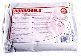 BURNSHIELD противожоговая стерильная повязка 20см х 45см для лица
