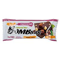 "Bombbar Natural bar ""Chocolate-Hazelnut"" Протеиновый батончик ""Шоколад-Фундук"" 60 гр"