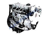 Двигатель ISUZU 4JG2PE