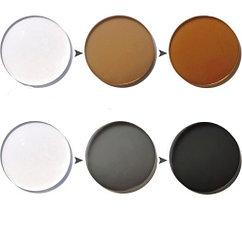 Фотохромные сферические очковые линзы (хамелеоны)
