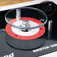 Столешница для фрезерного стола Trend Router table insert plate