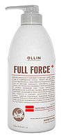Шампунь 750мл восстанавливающий с маслом кокоса Ollin Full Force