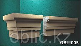 Подоконник фасадный, фото 3