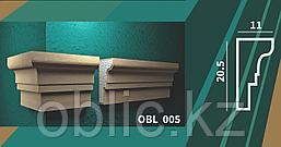 Подоконник фасадный, фото 2
