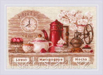 """Набор для вышивания крестом """"Coffee Time"""""""