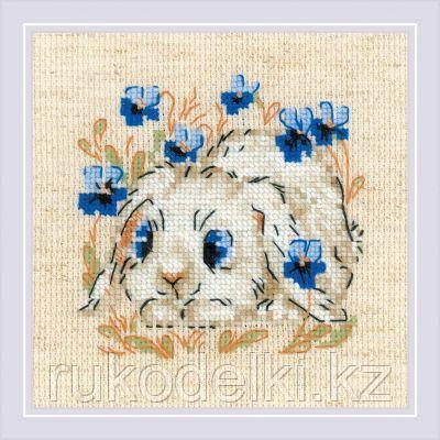 """Набор для вышивания крестом """"Маленький зайка"""""""