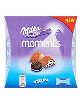 Конфеты Milka Moments Oreo 92гр (16шт-упак)