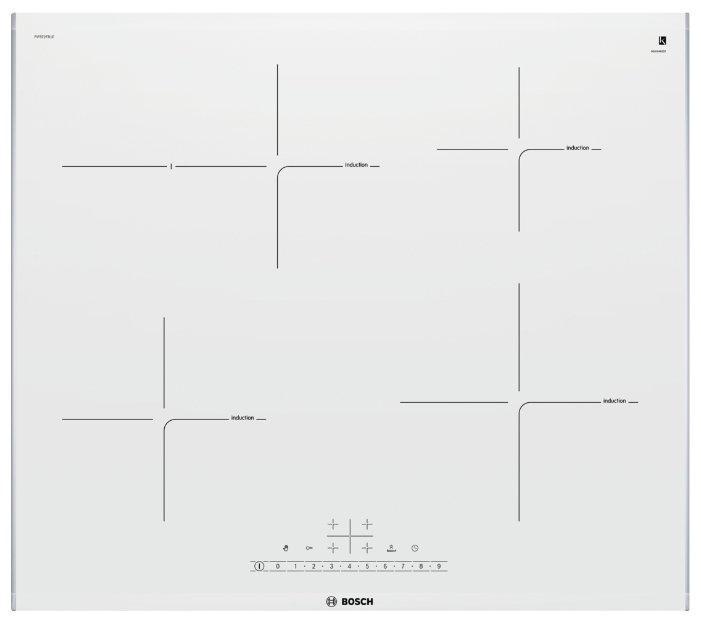 Встраиваемая варочная поверхность Bosch PIF672FB1E