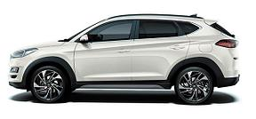 Кузовные запчасти Hyundai Tucson (2016-2019)