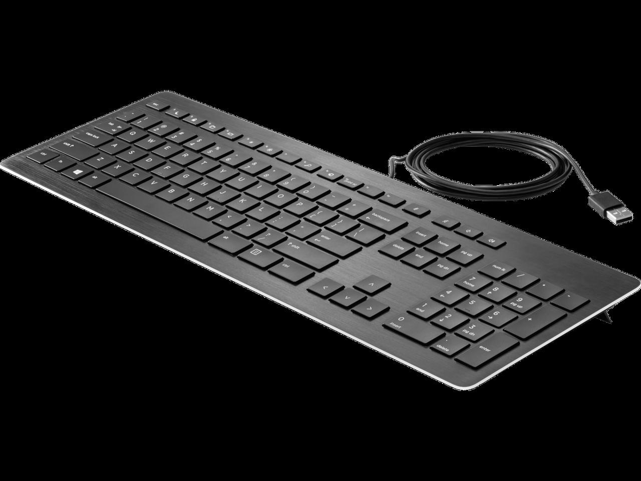 HP Z9N40AA клавиатура проводная USB Premium