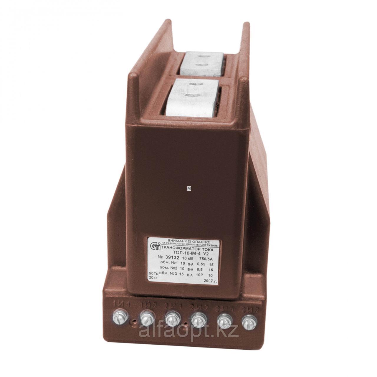 Опорный трансформатор тока ТОЛ-10-IМ