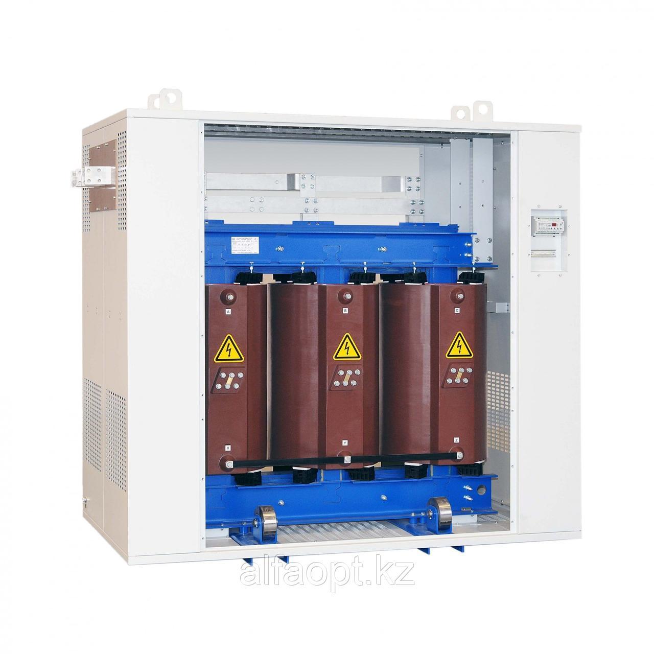 Трансформатор трехфазный с литой изоляцией ТЛС-16