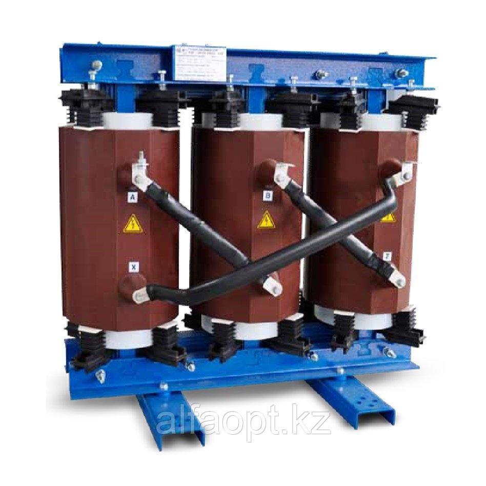 Трансформатор трехфазный с литой изоляцией ТЛС-40-20