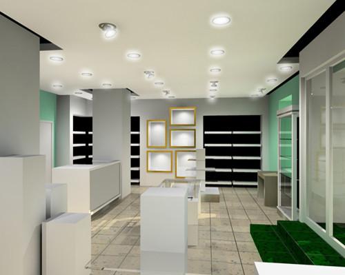 Капитальный ремонт магазина