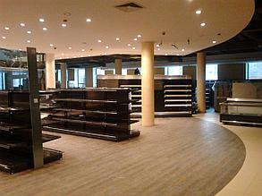 Косметический ремонт магазина