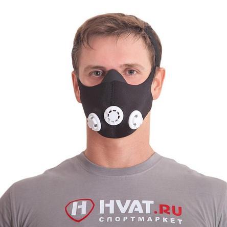 Маска для бега - Тренировочная маска «Running Mask 2.0», фото 2