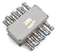 Взрывозащищенная коробка соединительная КСРВ342421 (SA/SAG) из алюминиево-кремниевого сплава