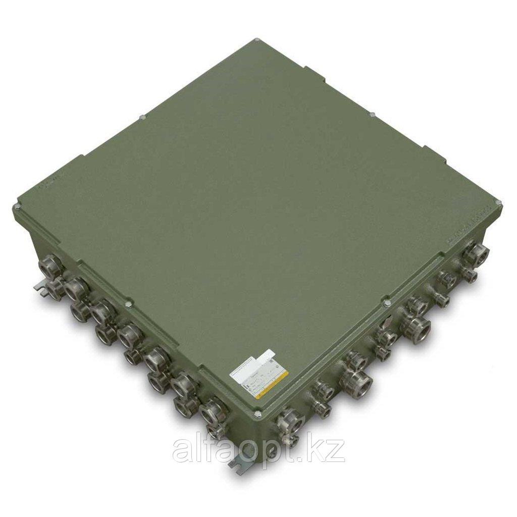 Взрывозащищенная коробка соединительная КСРВ626221 (SA/SAG) из алюминиево-кремниевого сплава