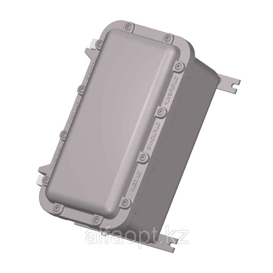 Взрывозащищенная коробка ЩОРВ422221 из алюминиево-кремниевого сплава