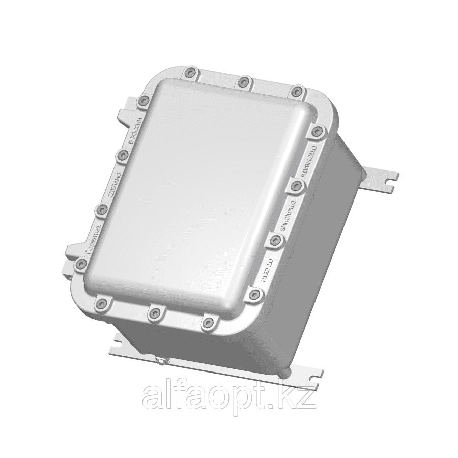 Взрывозащищенная коробка ЩОРВ362821 из алюминиево-кремниевого сплава