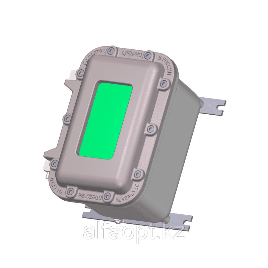 Взрывозащищенная коробка ЩОРВ302021-О1508 с окном (взрывонепроницаемая оболочка)
