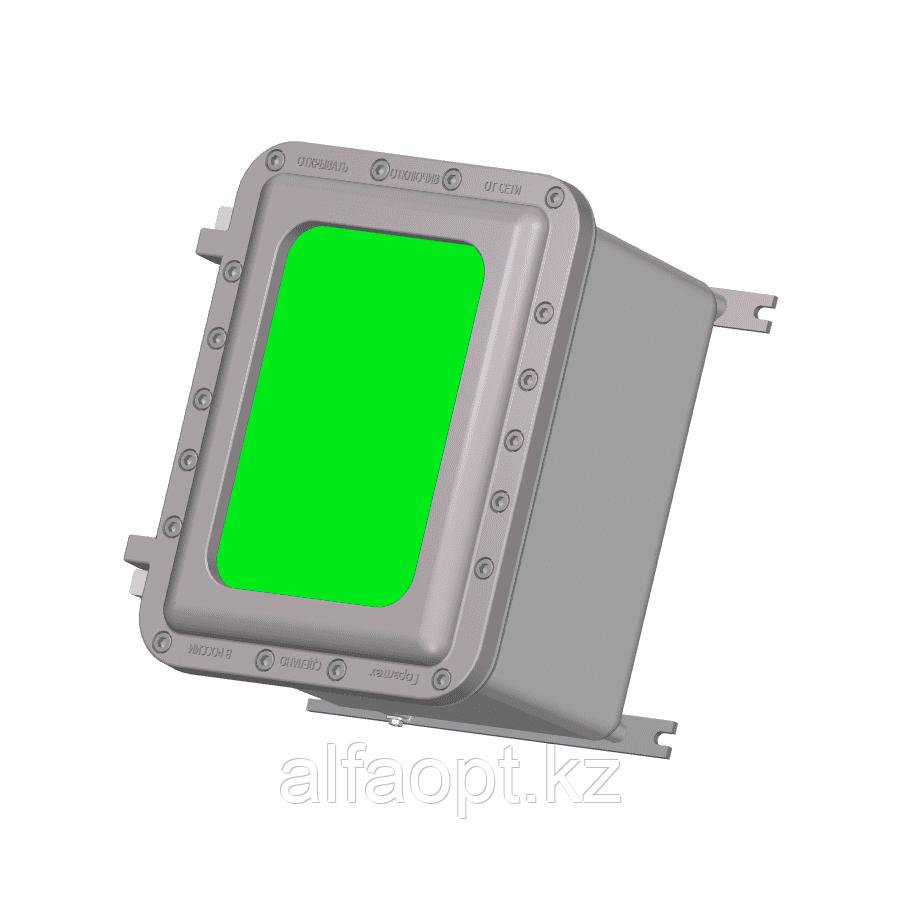 Взрывозащищенная коробка ЩОРВ423229-О3020 с окном (взрывонепроницаемая оболочка)