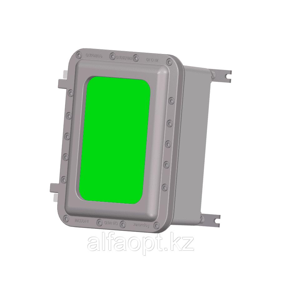 Взрывозащищенная коробка ЩОРВ423222-О3020 с окном (взрывонепроницаемая оболочка)