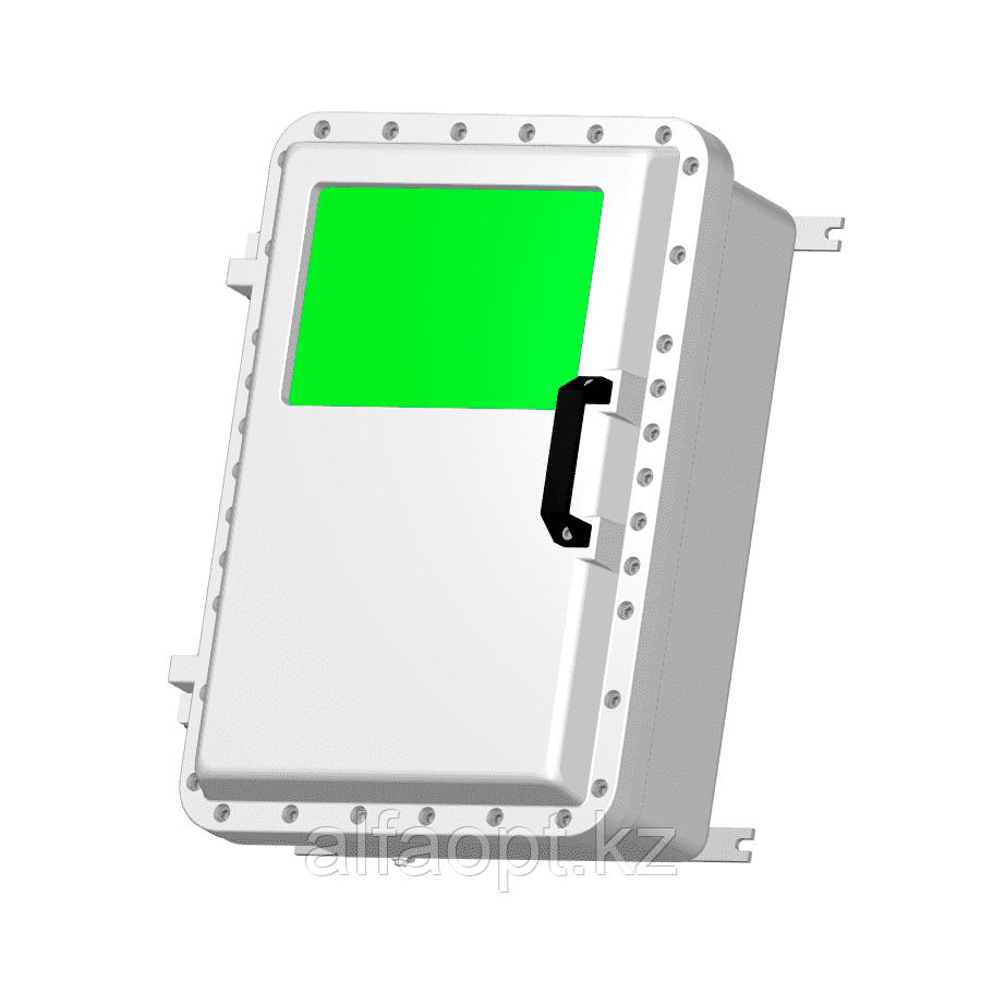 Взрывозащищенная коробка ЩОРВ654526-О3020 с окном (взрывонепроницаемая оболочка)