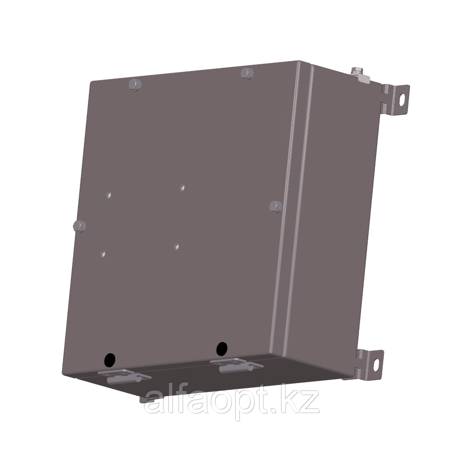 Взрывозащищенная коробка соединительная КСРВ-М303012 из малоуглеродистой стали
