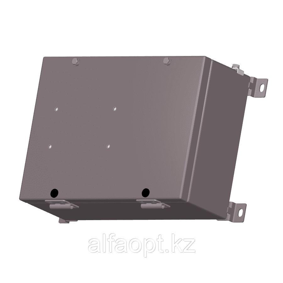 Взрывозащищенная коробка соединительная КСРВ-М322312 из малоуглеродистой стали