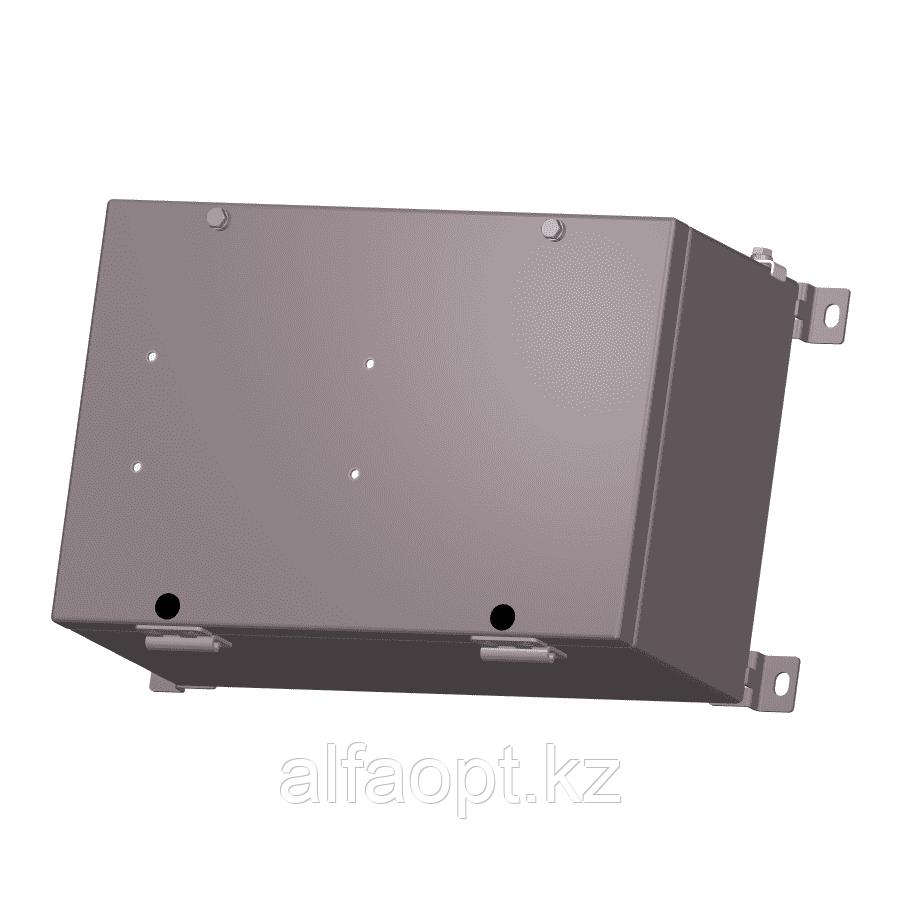 Взрывозащищенная коробка соединительная КСРВ-М342315 из малоуглеродистой стали