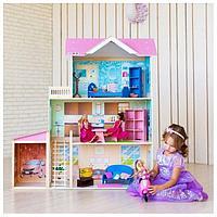Кукольный дом Paremo Розали Гранд с мебелью