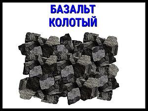 Бальзат колотый для печи в финскую сауну
