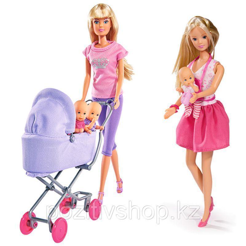 Кукла Simba Штеффи с коляской - фото 2