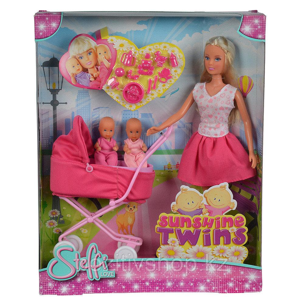 Кукла Simba Штеффи с коляской - фото 3