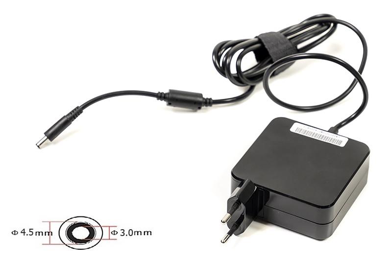 Блок питания для ноутбуков PowerPlant DELL 220V, 19.5V 65W 3.34A (4.5*3.0) wall mount