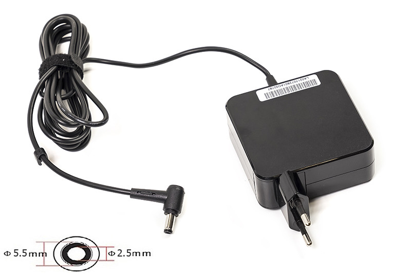 Блок питания для ноутбуков PowerPlant IBM/LENOVO 220V, 20V 65W 3.25A (5.5*2.5) wall mount