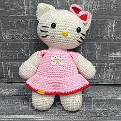 Игрушка Hello Kitty  ручной работы