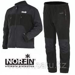 Костюм флисовый Norfin POLAR LINE  GRAY  р.XXL (58-60)
