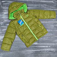 Куртка болоневая Adidas (хаки)