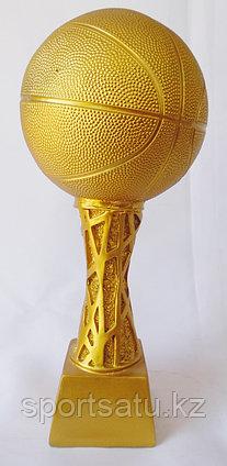 Сувенир кубок для баскетбола 32см