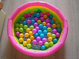 Шарики для сухого бассейна  - 50шт, 8см, фото 5