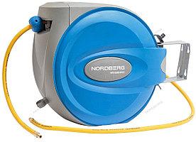 NORDBERG ШЛАНГ HR1030HPVC воздушный на катушке гибридный PVC Ø9,5х15,5мм, 30+2м