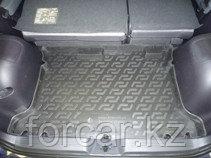Коврик в багажник Hyundai Matrix (01-) (полимерный)