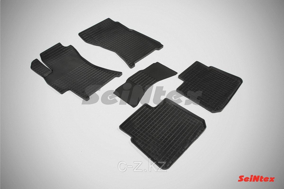 Резиновые коврики для Subaru Outback III 2003-2009