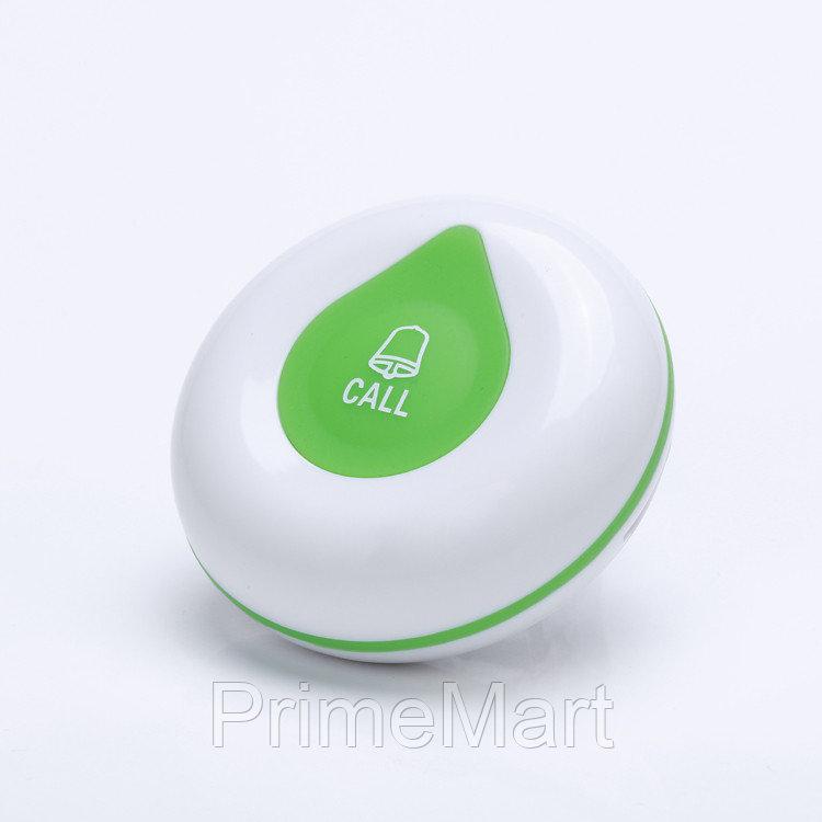 Беспроводная Кнопка Вызова Персонала CS-O1 Зеленый