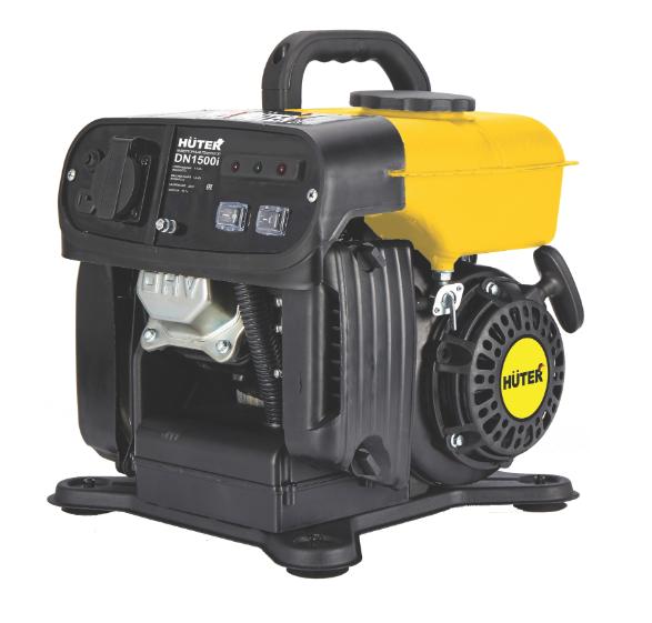 Инверторный генератор HUTER DN1500i (1.1 кВт)