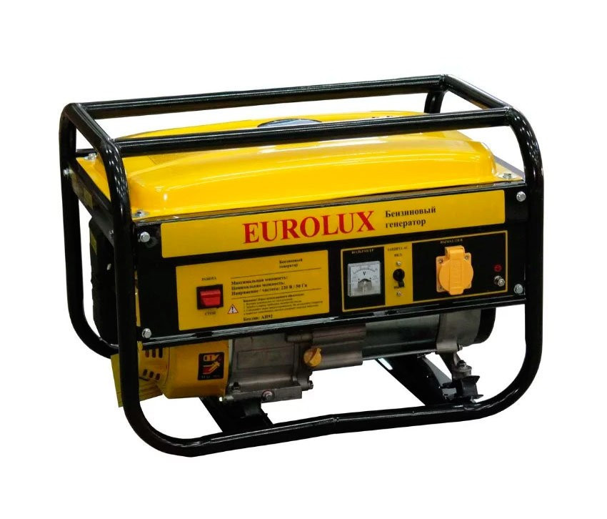 Электрогенератор EUROLUX G6500A
