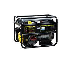 Электрогенератор HUTER DY9500LX-3 (7,5 кВт)  ручной и электростартер